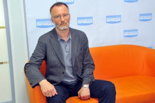 Известный политики Сергей Михеев