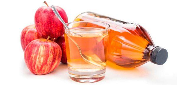 Уксус из яблок применяется при гипертонии