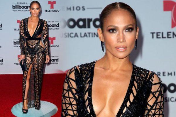 Дженнифер Лопес затмила всех гостей Billboard Latin Music Awards- 2017