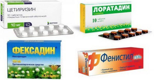 Препараты для лечения аллергического кашля