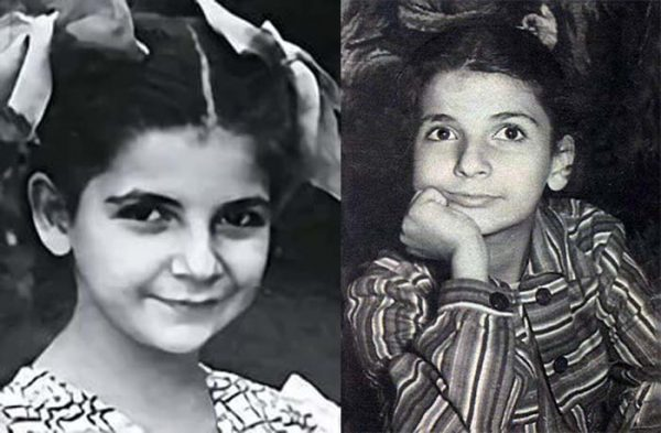 Детские фото Роксаны Бабаян