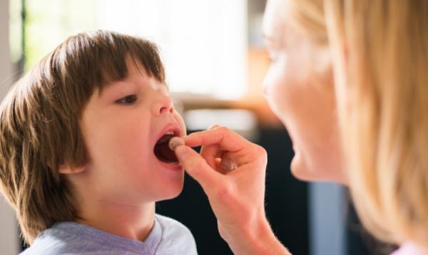Медикаментозное лечение ребенка