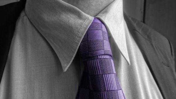 Виндзорский узел для галстуков