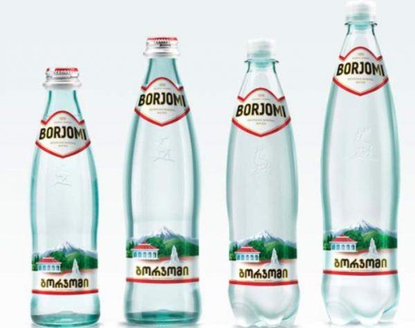В день можно выпивать до 0,5 литра Боржоми