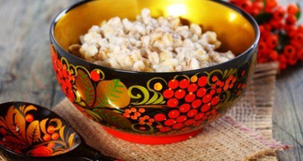 Ячневая каша поможет сбросить лишний вес