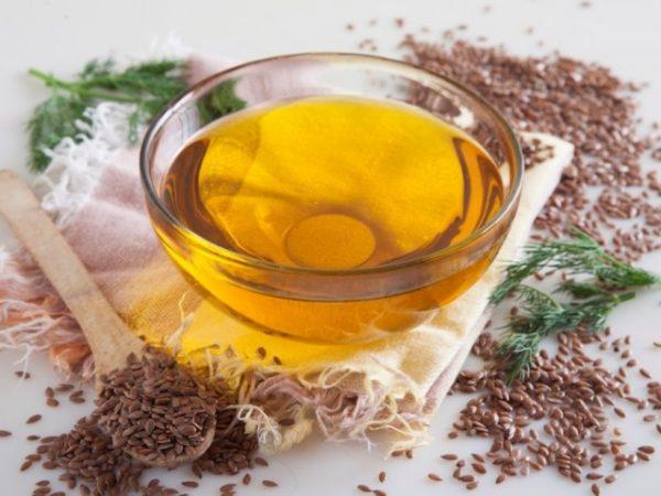 Льняное масло не желательно хранить длительное время