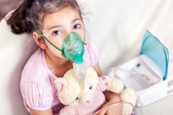 Ингалятор или небулайзер помогут вылечить насморк у ребенка