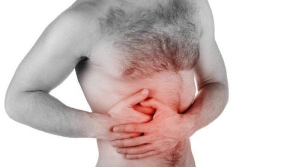 При панкреатите может возникнуть резкая боль в поджелудочной железе