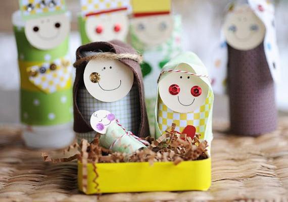 Поделки на Рождество в детский сад