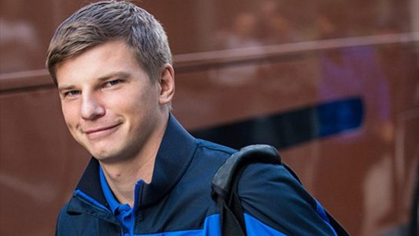 Футболист Андрей Аршавин сегодня