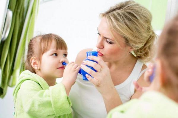 Назальные препараты для лечения аденоидов у детей