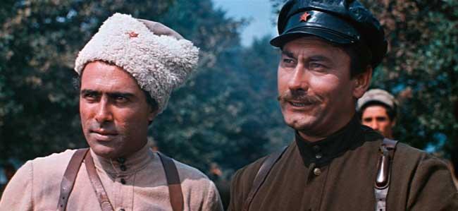 Кадр из фильма «Свадьба в Малиновке»
