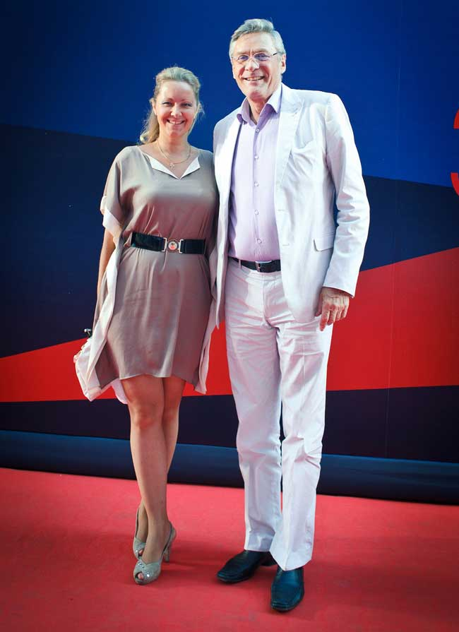 Анастасия Михайлова и Александр Михайлов
