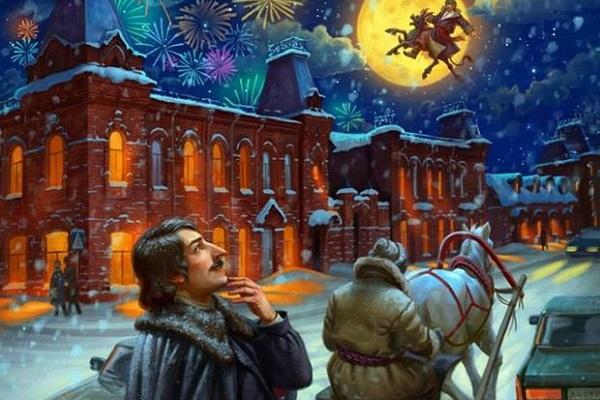 Фестиваль в Доме Гоголя