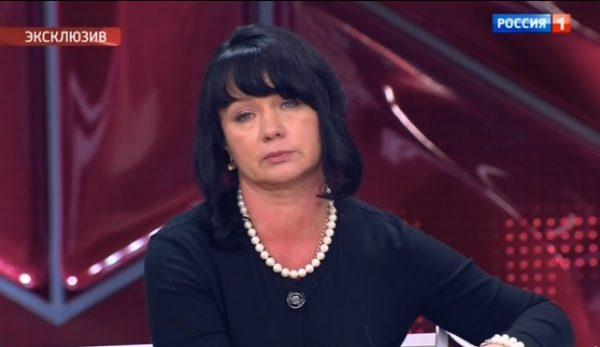 "Элина Мазур на программе ""Пусть говорят"""