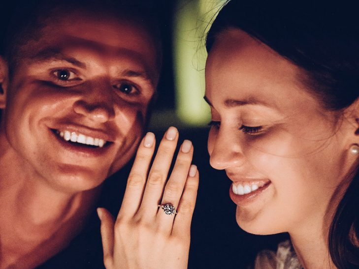 Свадьба Тарасова и Костенко выльется в крупную сумму
