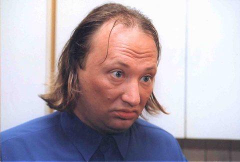 Юрий Гальцев навестил сына наркомана