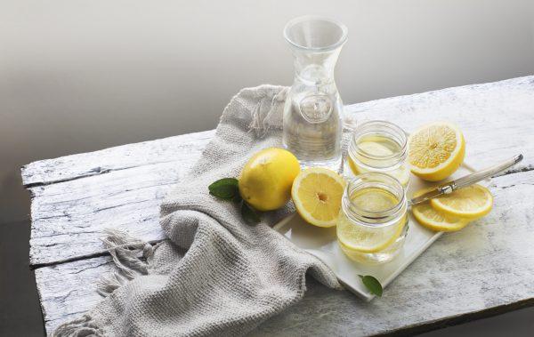 Лимонная вода прекрасное средство для похудения