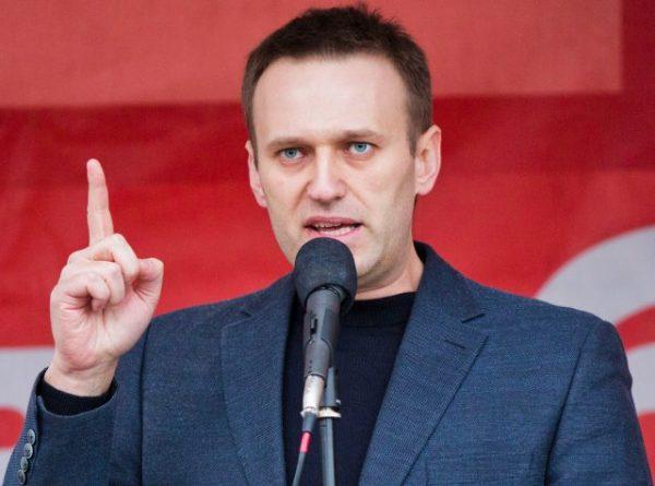 А. Навальный: фото