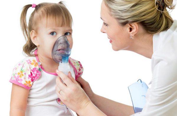 Ингалятор для ребенка