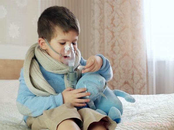 Детский небулайзер для лечения насморка и кашля