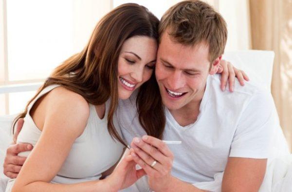Подтвердить беременность поможет экспресс-тест