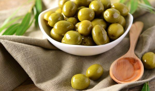 Оливки прекрасный продукт для очищения сосудов