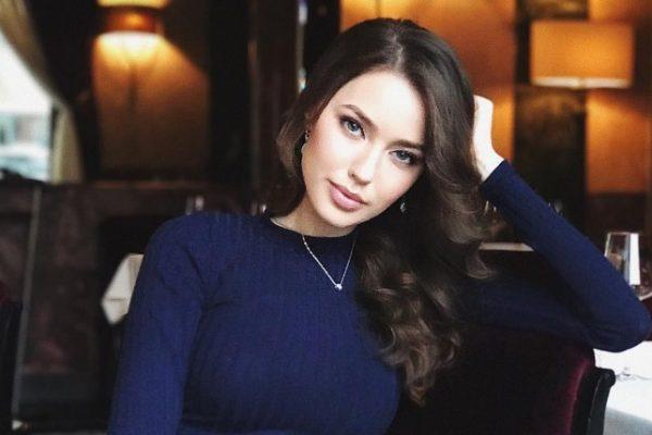 Анастасия Костенко известная модель