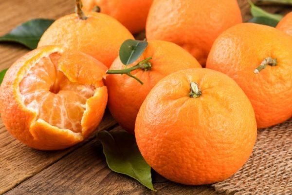 Во время беременности мандарины можно употреблять в небольшом количестве