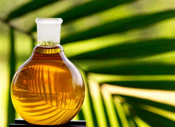 В пальмовом масле содержится большое количество витаминов