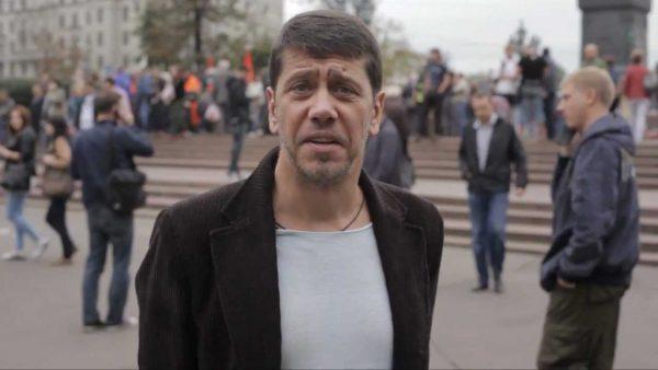 Лурье работал журналистом на российском телевидении