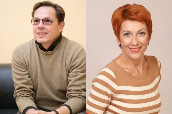 Игорь Скляр и Оксана Сташенко