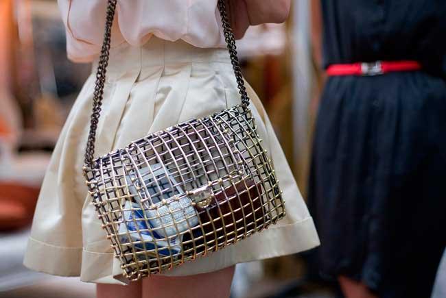Железная сумка