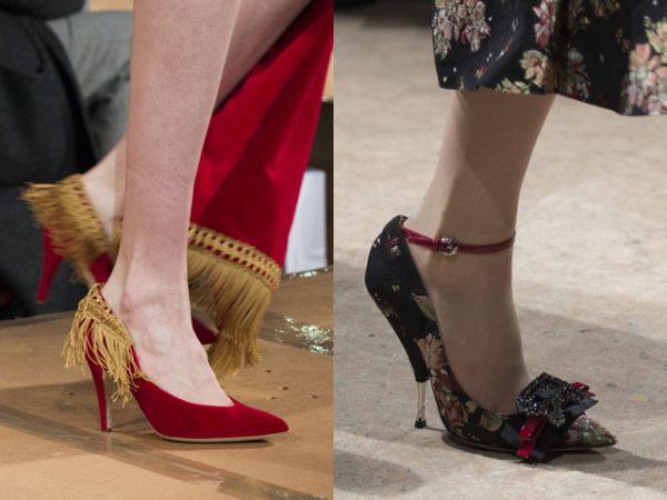 Модная обувь от известных дизайнеров
