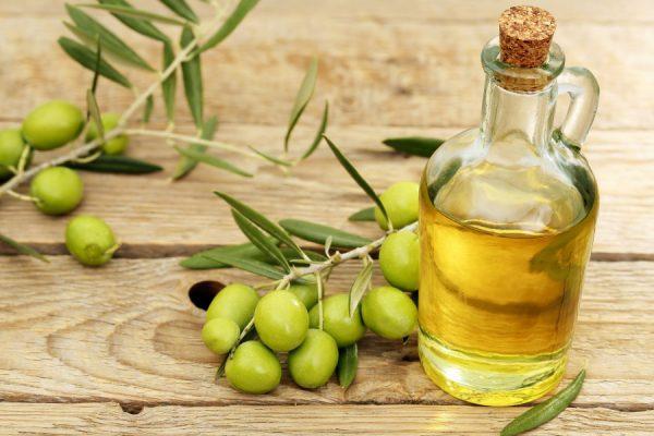 В оливковом масле содержится целый комплекс Омега 6