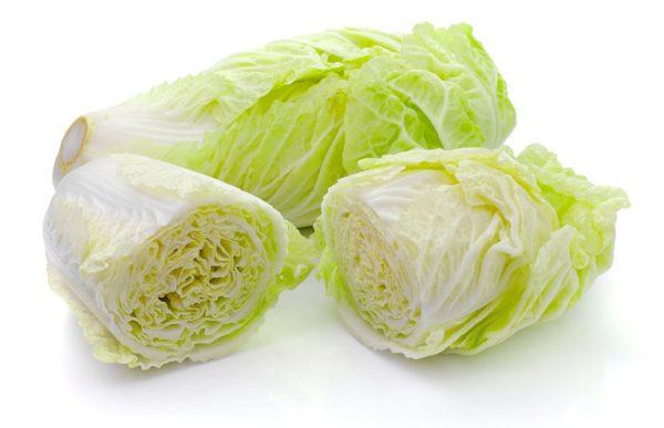 В состав пекинской капусты входит большое количество витамина С