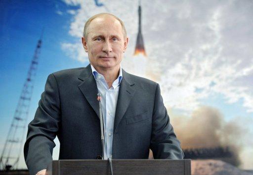 Влиятельный политик В. Путин