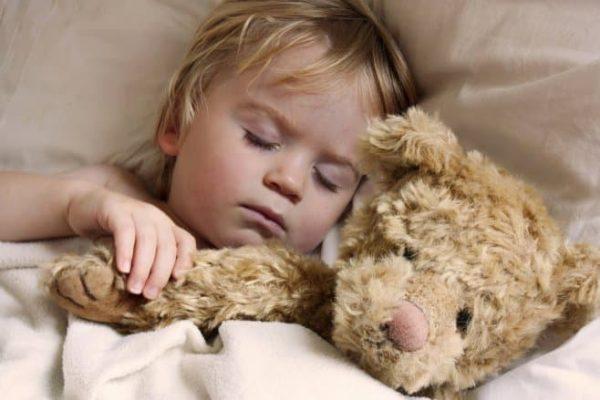 Проследите за тем как спит ваш ребенок