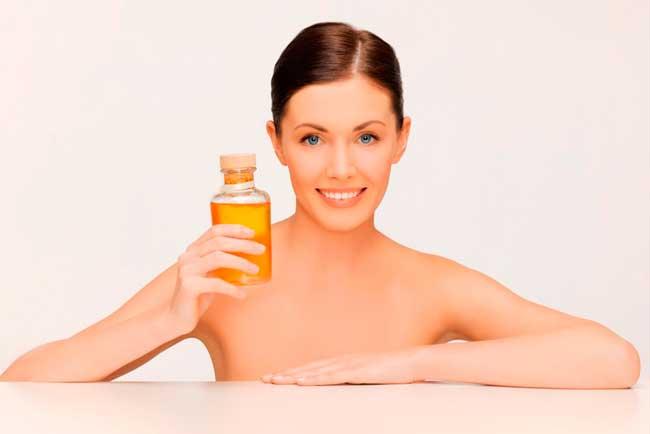 Амарантовое масло, фото
