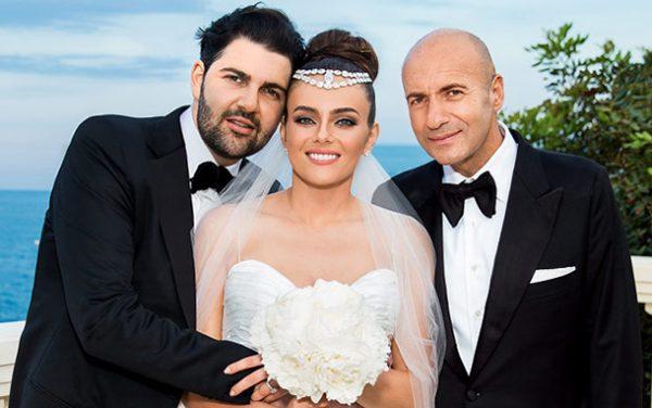 И. Крутой на свадьбе старшей дочери в Монако