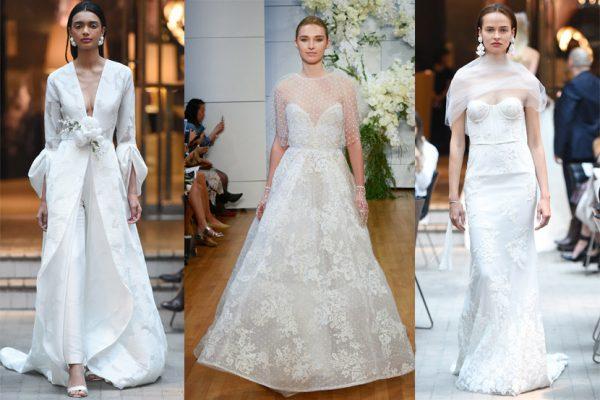Какие свадебные платья будут актуальными в 2018 году