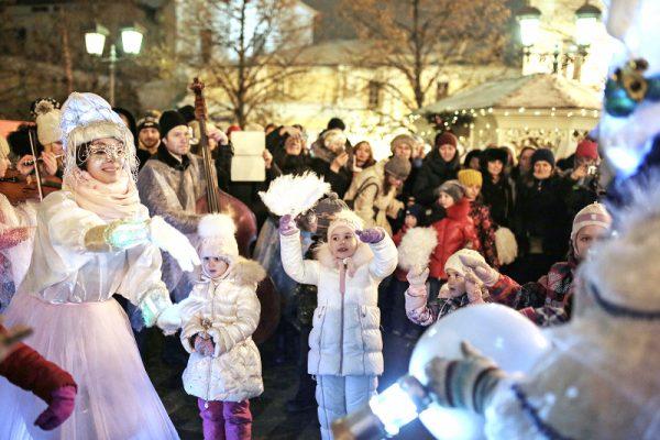 Скандинавские традиции в центре столицы