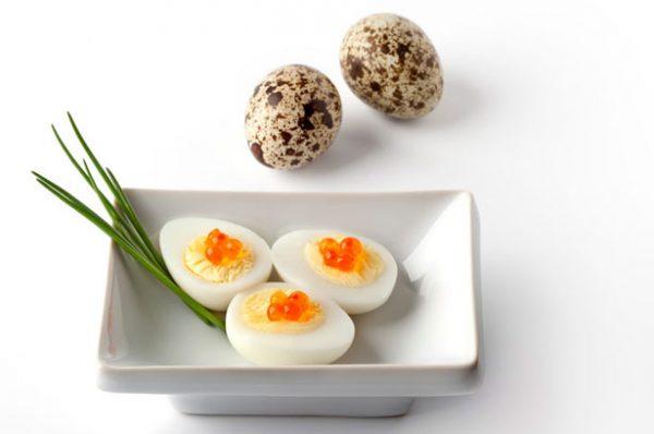 Нужно употреблять только свежие перепелиные яйца