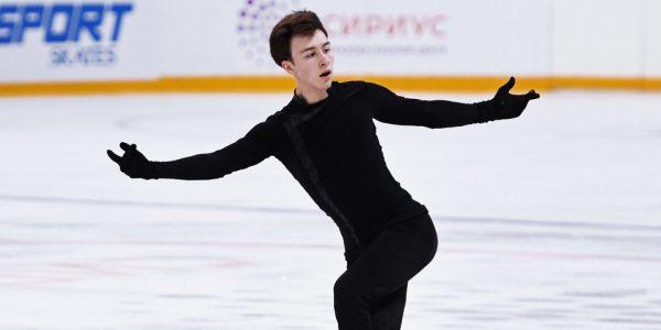 Дмитрий Алиев на выступлении