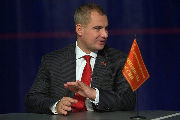 Глава политической партии
