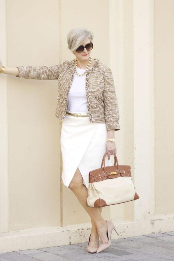 Женская одежда в деловом стиле
