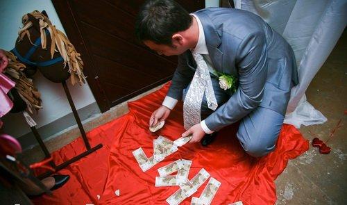 Конкурс с именем невесты