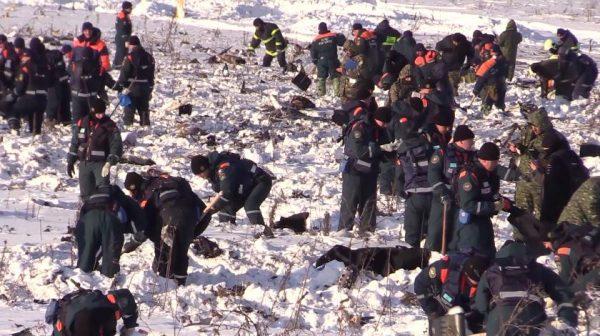 Найдены останки жертв крушения Ан-148