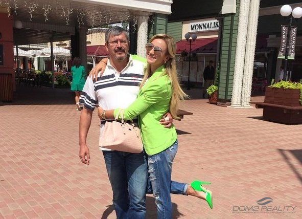 Ольге Бузовой не хватает отца