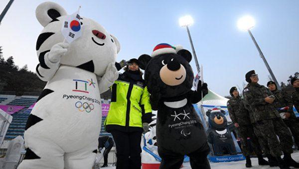 Российская сборная будет участвовать в Олимпиаде 2018 в Корее в нейтральном статусе